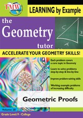 Geometric Proofs DVD