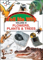 Tell Me Why: Flowers, Plants and Trees DVD