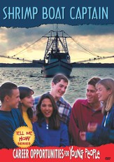 Tell Me How Career Series: Shrimper DVD