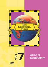 Geography Tutor: What is Geography? DVD