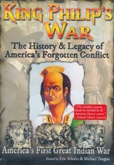 King Philip's War - The History & Legacy of America's Forgotten Conflict DVD