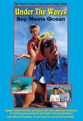 Under the Waves: Boy Meets Ocean DVD