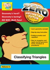 Classifying Triangles DVD