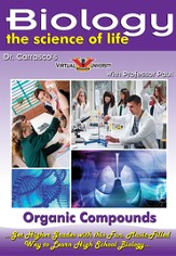 Organic Compounds DVD