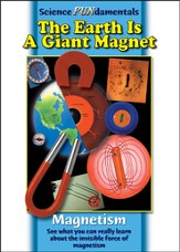 Science Fundamentals: The Earth Is A Giant Magnet - Understanding Magnetism DVD