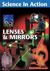 Science in Action: Science & Technology - Lenses & Mirrors DVD