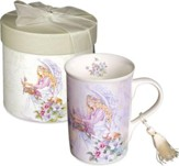 Garden Angel Mug, Gift Boxed