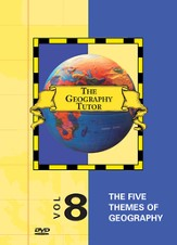Geography Tutor: Five Themes of Geography DVD