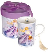 Let Your Light Shine Angel Mug, Gift Boxed