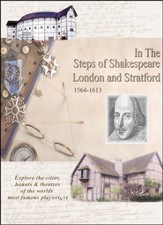 In The Steps William Shakespeare: London & Stratford 1564-1613 DVD