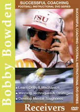 Bobby Bowden: Receivers DVD