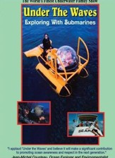 Under the Waves: Exploring With Submarines DVD