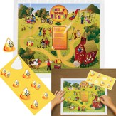 Count Your Blessings Sticker Mat