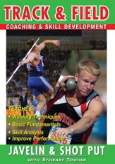 Track & Field: Javelin & Shot Put With Stewart Togher DVD