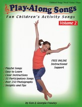 Play-Along Songs;Fun Children's Activiy Songs Volume 2