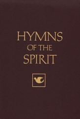 Hymns of The Spirit Hymnal Hardcover, Maroon