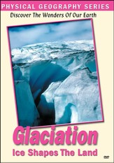 Physical Geography: Glaciers That Shape Our Earth DVD