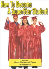 Superstar Student: Class Notes and Exam Preparation DVD