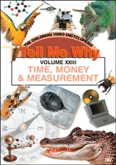 Tell Me Why: Time, Money & Measurement DVD