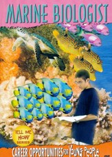 Tell Me How Career Series: Marine Biologist DVD