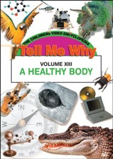 Tell Me Why: A Healthy Body DVD