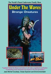 Under the Waves: Strange Creatures DVD