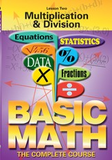 Basic Math Series: Multiplication & Division DVD