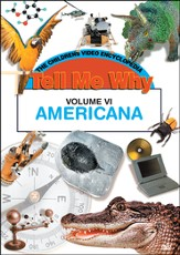 Tell Me Why: Americana DVD