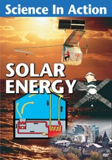 Science In Action: Science & Engineering - Solar Energy DVD