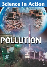 Science In Action: Science & Environment - Pollution DVD