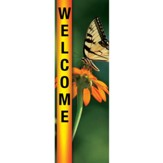 Welcome--June (Summer) Banner (2' x 6')