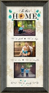 In This Home Photo Frame