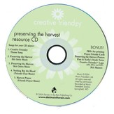 Preserving the Harvest: Resource CD (Audio/CDROM)
