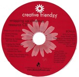 Creative Friendzy: Wrapping Up Christmas Resource CD (Audio/CDROM)