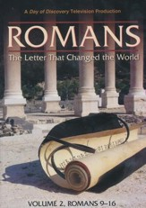 Romans: The Letter That Changed the World, Vol. 2, Chapters 9-16 - DVD