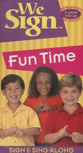 We Sign Fun Time, Video