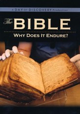 The Bible: Why Does it Endure? - DVD