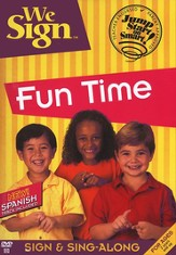 We Sign Fun Time - DVD