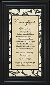 To Comfort You Framed Print