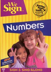 We Sign Numbers - DVD
