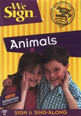 We Sign Animals - DVD