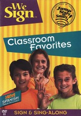 We Sign Classroom Favorites - DVD