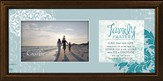 Family Prayer Framed Print