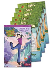 Grades 4-6 Learner Cards, pack of 10  - Slightly Imperfect