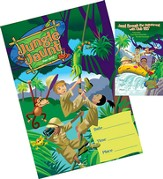 Jungle Jaunt Promotional Posters & Window Signs Set