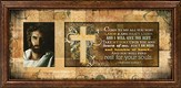 Prince of Peace, Matthew 11:28-20, Gold Tones