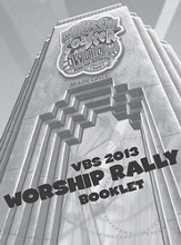Worship Rally Booklet, pack of 25