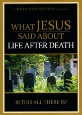What Jesus Said About Life After Death, DVD