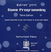 KidCoder: Game Programming Supplemental Instructional DVD
