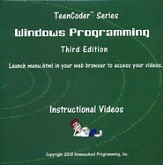 TeenCoder: Windows Programming Supplemental Instructional DVD